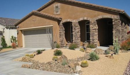 desert landscape architecture