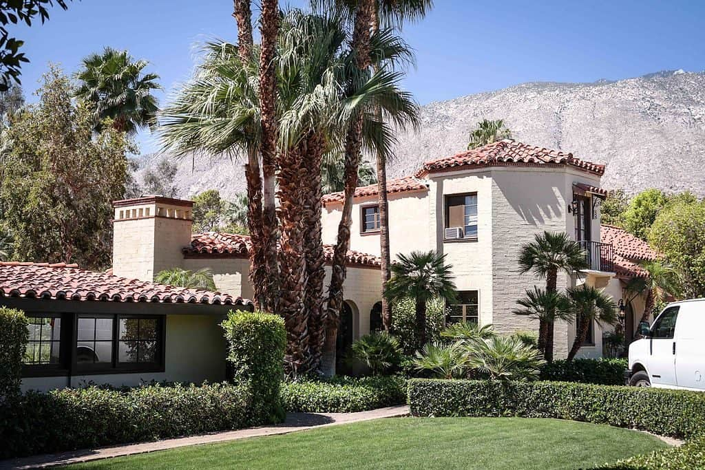 palm springs landscaping ideas