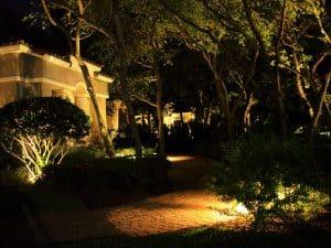 landscape lighting waterwise