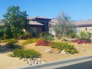 coachella landscaping